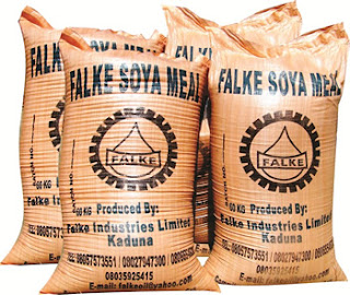 One of Nigeria's fastest growing SME's Soybeans Processor Falke Industries #Nigeria