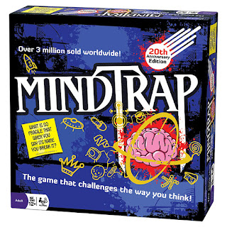 Game box for MindTrap