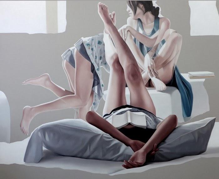 Вуайеристская привлекательность. Lee Horyon