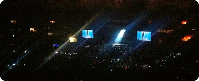 Beyoncé em Belo Horizonte The Mrs Cartes Show World Tour