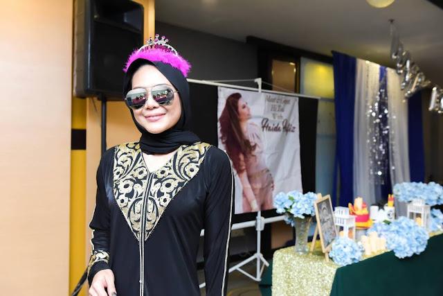 Meet And Greet Hi Tea With Haida Hafiz