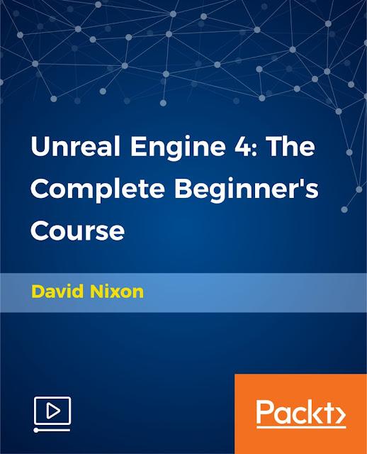 تعلم تطوير ألعاب الفيديو وكيفية تصميم لعبة من الصفر باستخدام UE4
