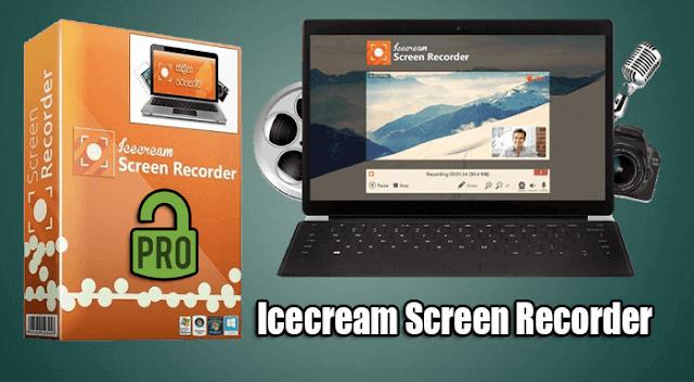 تحميل برنامج Icecream Screen Recorder مع التفعيل مدى الحياة