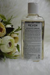 kalıntı giderici şampuan