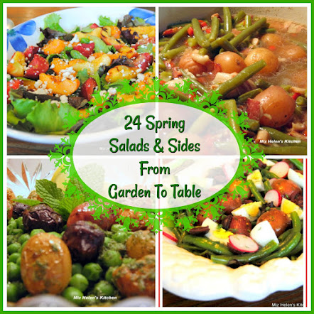 24 Spring Salads and Sides
