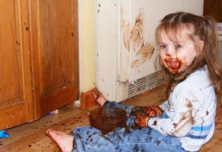 Foto Tingkah Lucu Anak anak ini Bikin Gemas Sekaligus Marah
