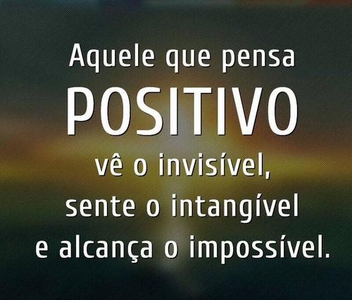 O pensamento positivo realmente funciona?