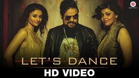 Let's Dance CJ & Veed MixSingh New Indian Music Video Songs 2016 Ankita Srivastav