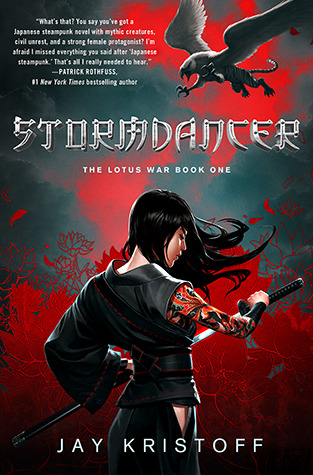 Stormdancer book cover