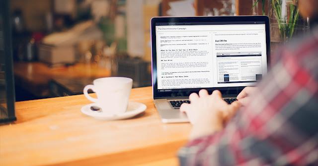 Template Blogspot Responsive Gratis Dan Seo Friendly Untuk Blog Berita