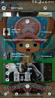 Download Bbm Mod Transparan Kalong versi 3.3.2.31 Apk