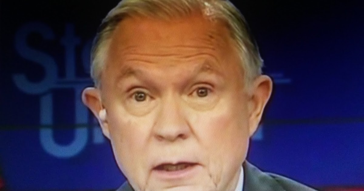 Sessions Out, Good Riddance!