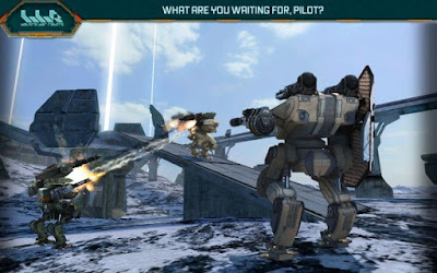 Walking War Robots Apk Screenshot 2
