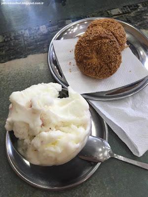 damla sakızlı dondurma kurabiye