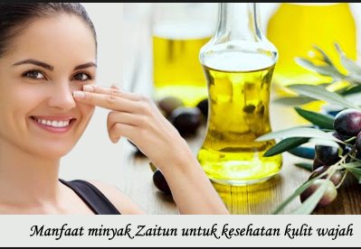 Manfaat Minyak Zaitun Untuk Kulit Tubuh, Kulit Bayi, Kulit Kepala, Kulit Wajah Berjerawat