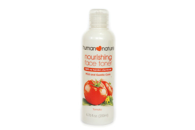 Human Nature Nourishing Face Toner (Tomato)