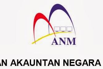 Jawatan Kosong Pekerja Sambilan Harian (PSH) bagi Penolong Pereka Grafik Gred B29 di Jabatan Akauntan Negara Malaysia
