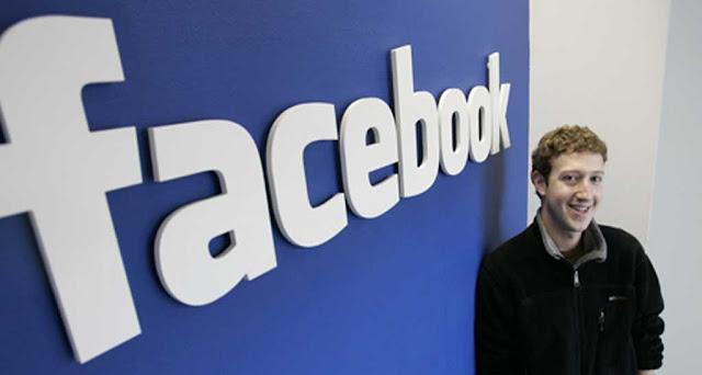 Dikabarkan Saham Facebook Sempat Merosot ? Ini Penjelasannya