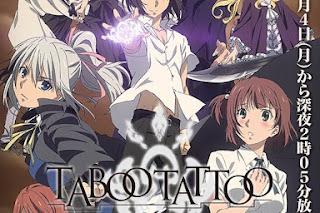 Taboo Tattoo BD Subtitle Indonesia Batch