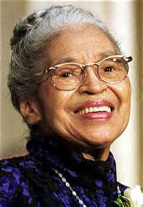 PERSPECTIVES-ANOTHER WAY TO VIEW: ROSA PARKS: A FREEDOM ...