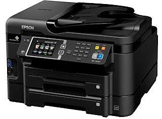 Printer Epson WorkForce WF-3640 Driver Download