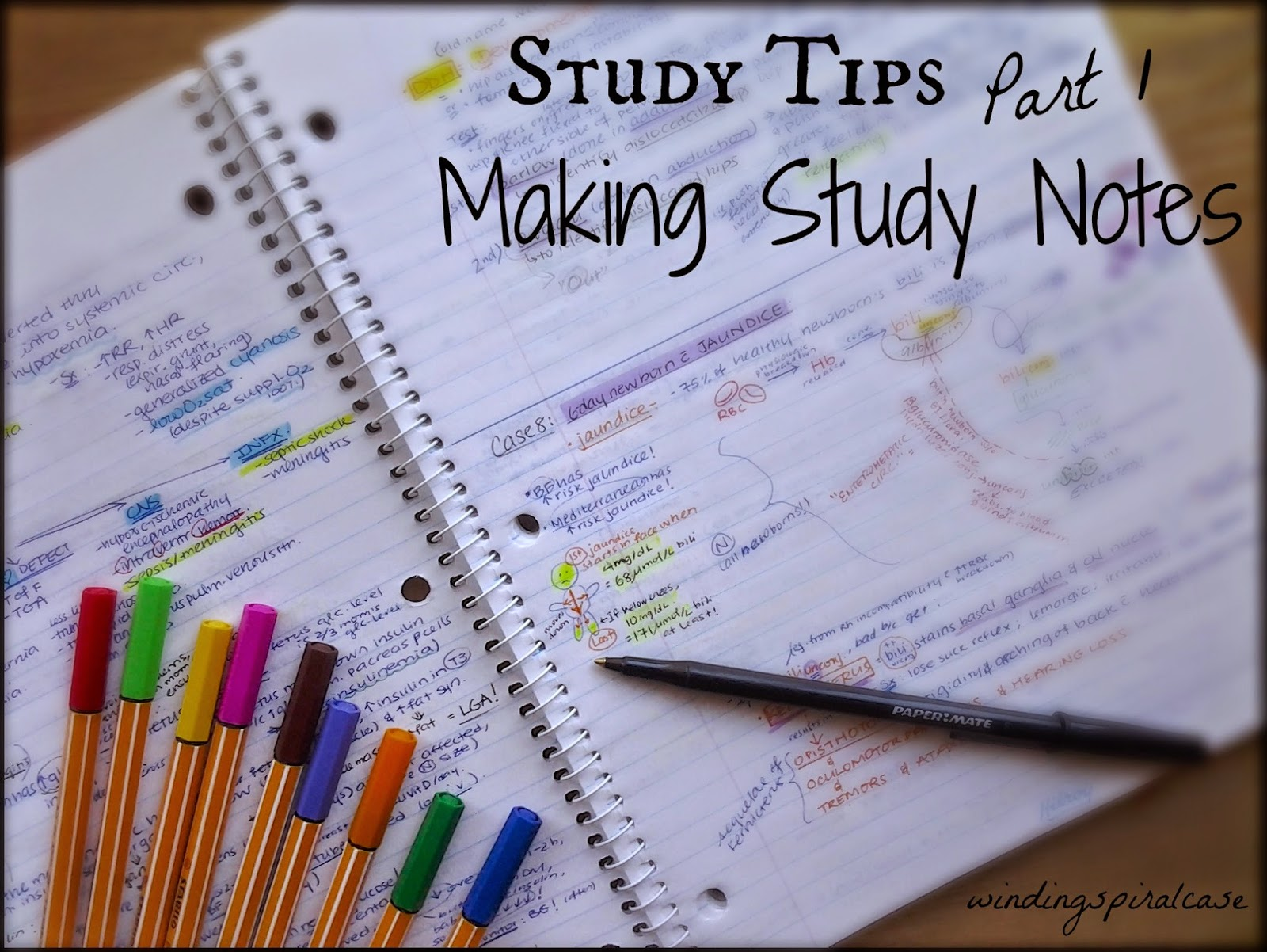 Study to studies