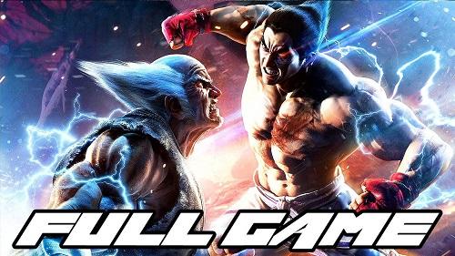Tekken 7 Full Story Mode Walkthrough