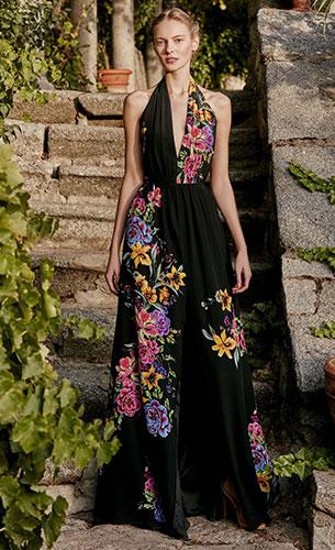 vestido Heaven Dolores Promesas Primavera verano 2017