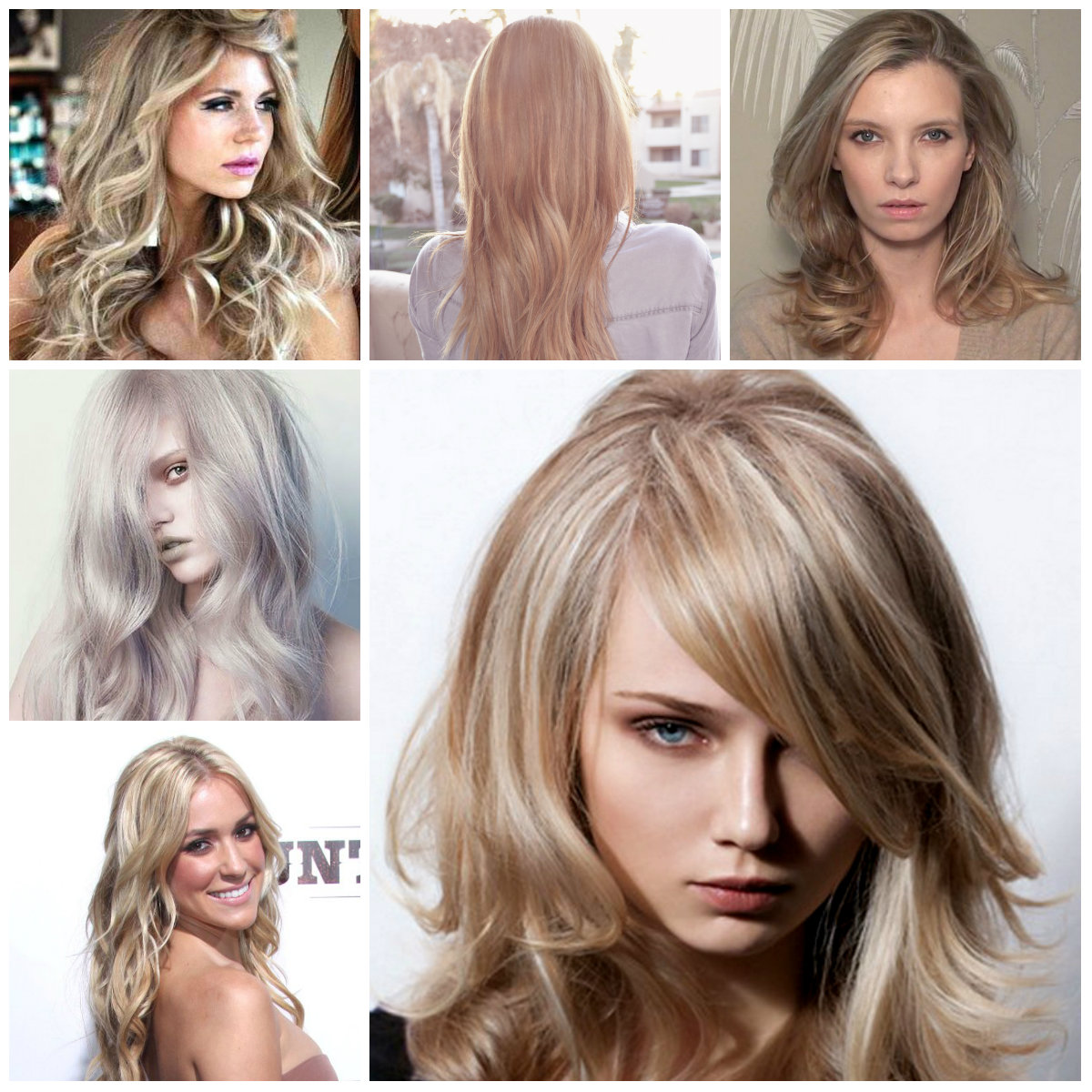 Pics of blonde hair colors more videos