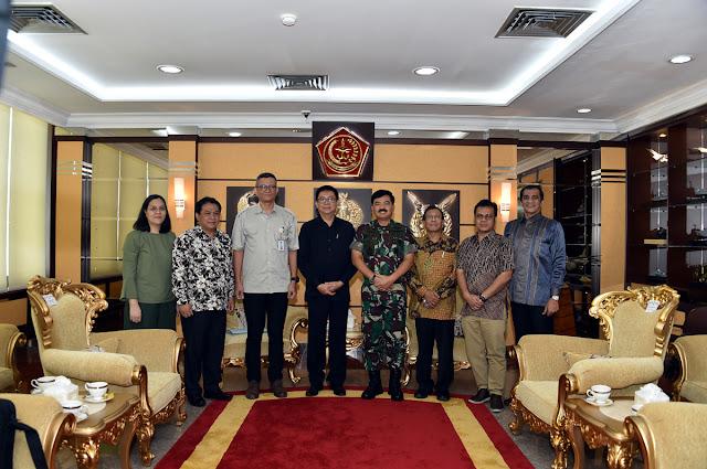 Panglima TNI Apresiasi Media Mempublikasikan Kegiatan TNI