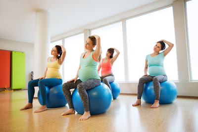 Exercise to take care of your body during pregnancy