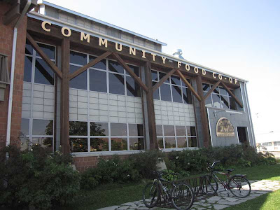 Exterior of Community Food Co-op Bozeman