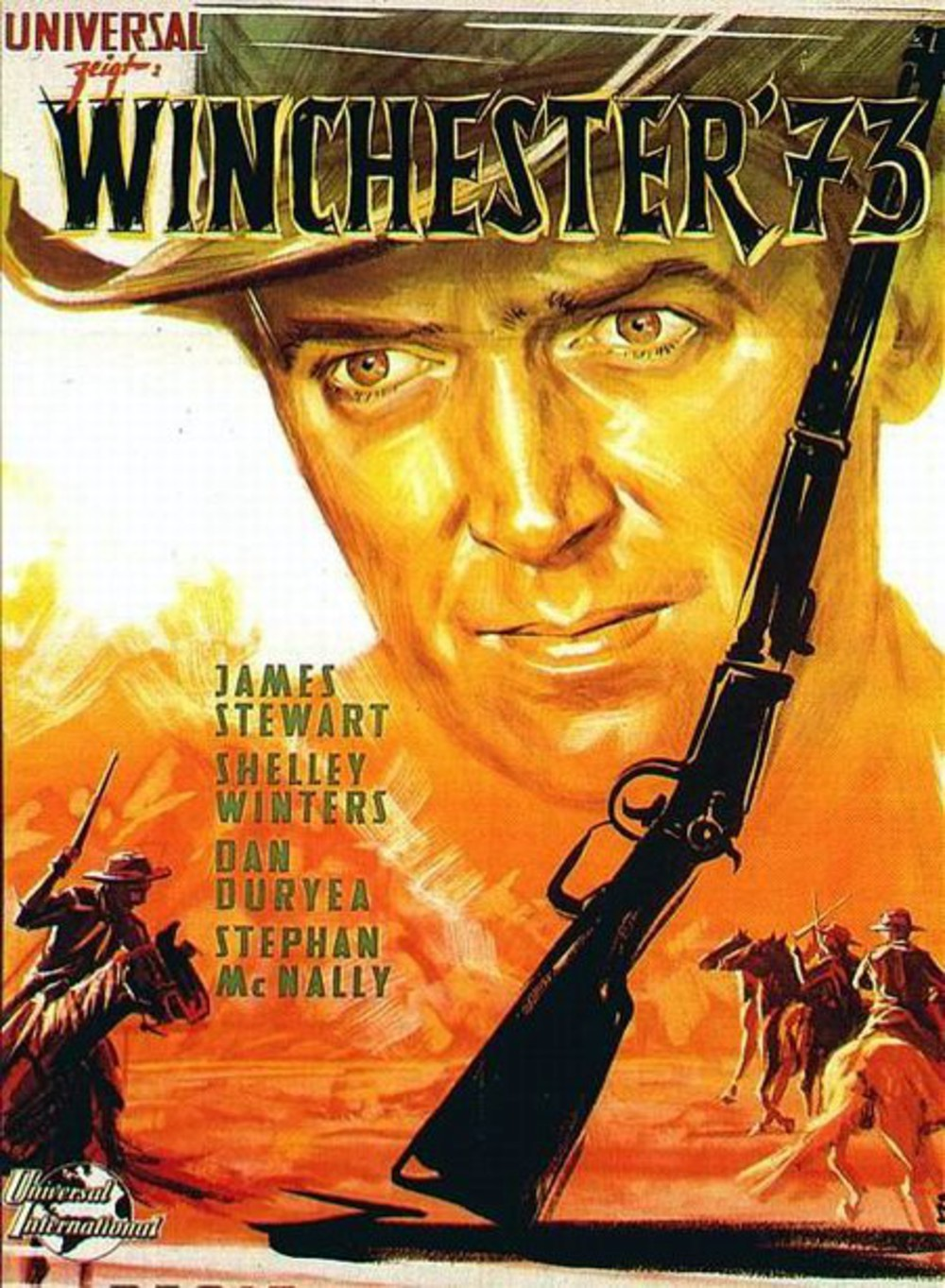 Image result for WINCHESTER '73 1950 movie