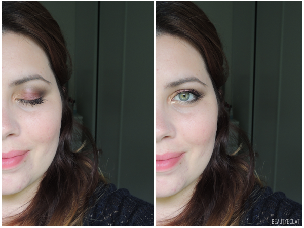 tutoriel maquillage fard cranberry mac