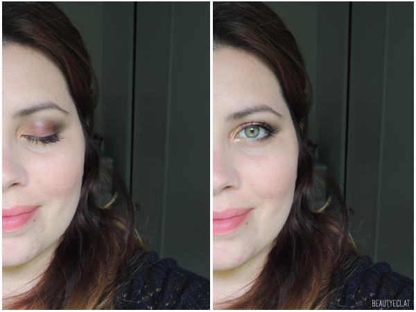 tutoriel maquillage fard cranberry mac