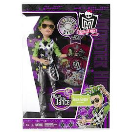 Monster High Deuce Gorgon Dawn of the Dance Doll