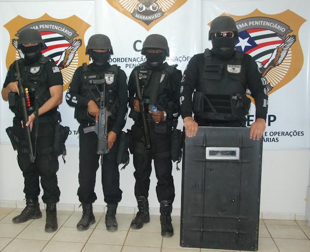 Grupo Especial em Operações Penitenciárias (GEOP)