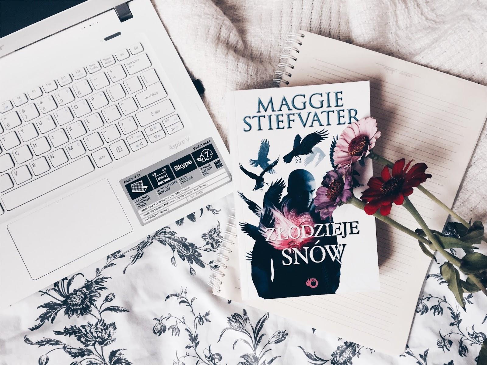 Złodzieje snów, Maggie Stiefvater