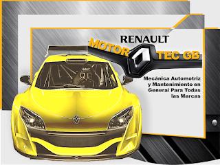 Taller Renault Bogota - Motortec GB