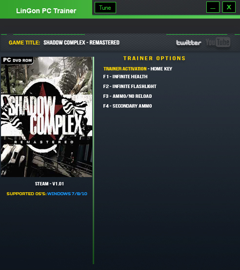 shadow complex pc download