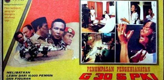 PKS Bersyukur Film PKI Bakal Tayang Lagi Di TV Nasional