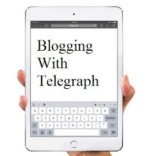 Sensasi Blogging Baru dari Telegram