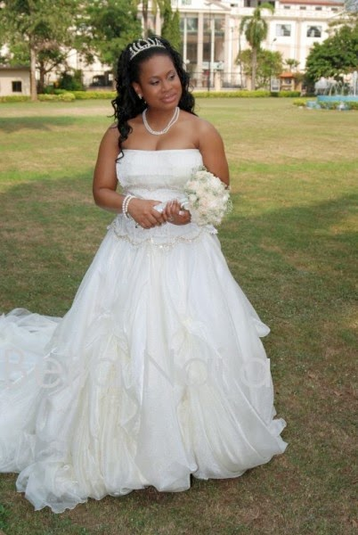 Big and Fabulous.......Making A Statement With Your Plus Size Wedding Dress. 1