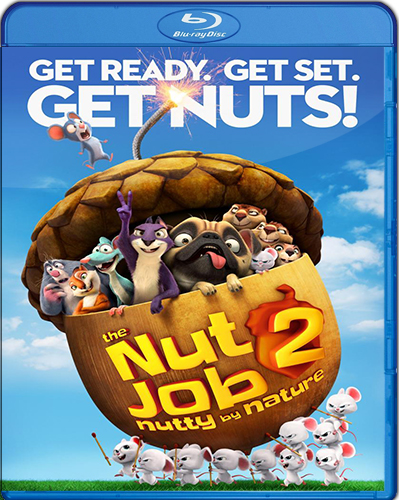 The Nut Job 2: Nutty by Nature [2017] [BD25] [Latino]