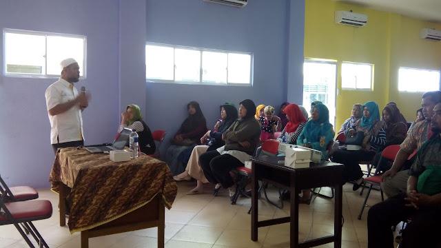 Perkuat Partai, PKS Medan Area Adakan Training Orientasi Partai (TOP)