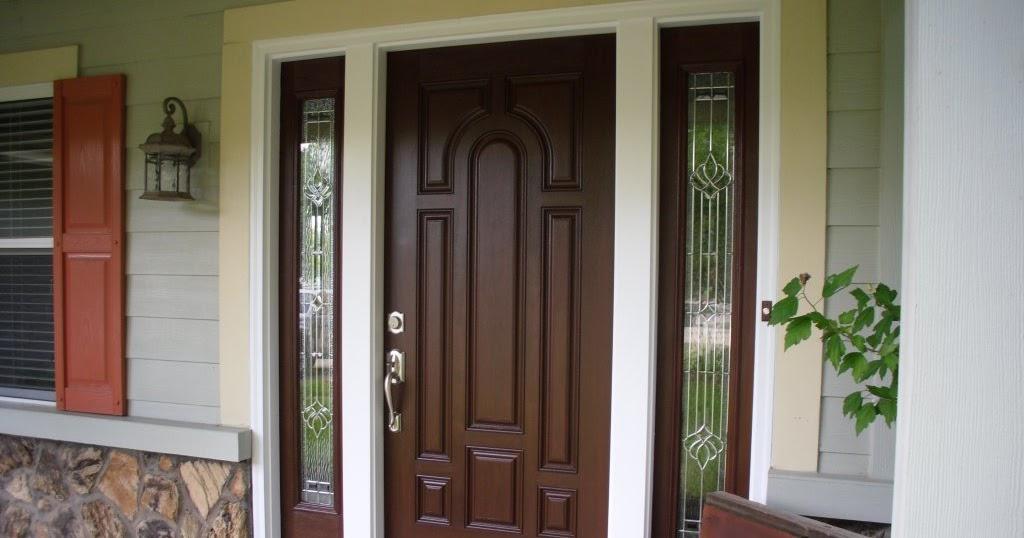 Modern Single Front Door Designs Home Design Inpirations