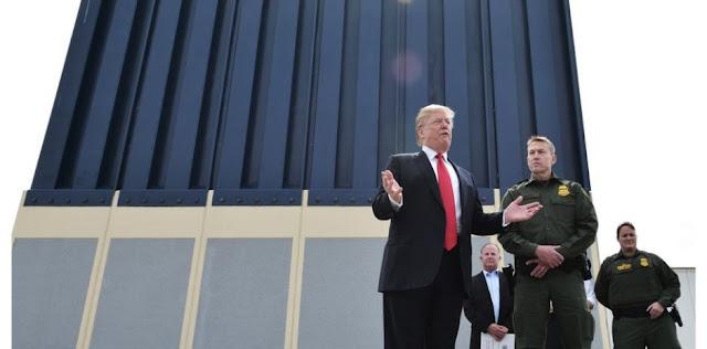Washington, Estados Unidos.– El Pentágono autorizó ayer el desvío de 1.000 millones de dólares de partidas previamente aprobadas para la construcción del muro fronterizo con México bajo la emergencia nacional decretada el mes pasado por el presidente de EE.UU., Donald Trump.