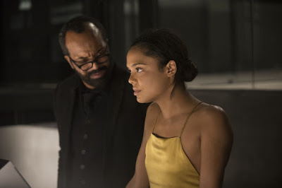 Westworld Season 2 Jeffrey Wright and Tessa Thompson Image 1