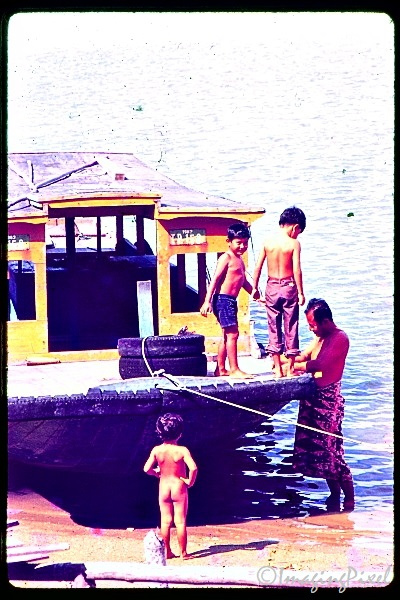 Found Slides, The Idyllic Life 03