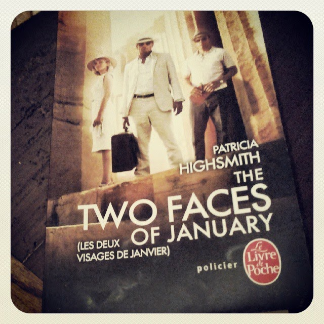 The two faces of January de Patricia Highsmith